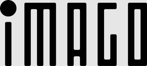 imago logotyp, till startsidan
